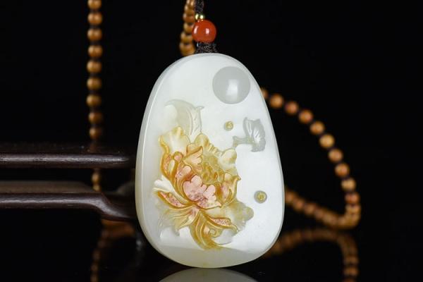 牡丹花寓意介紹,玉雕中的牡丹花到底有多美?